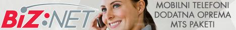 Mobilni telefoni i mts paketi za fizika lica i firme